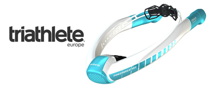 Tri'd and Tested – Triathlete Europe review the POWERBREATHER