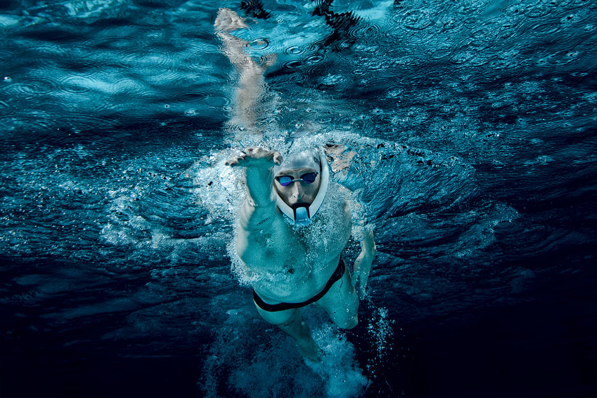 Slowtwitch on the benefits of a training snorkel