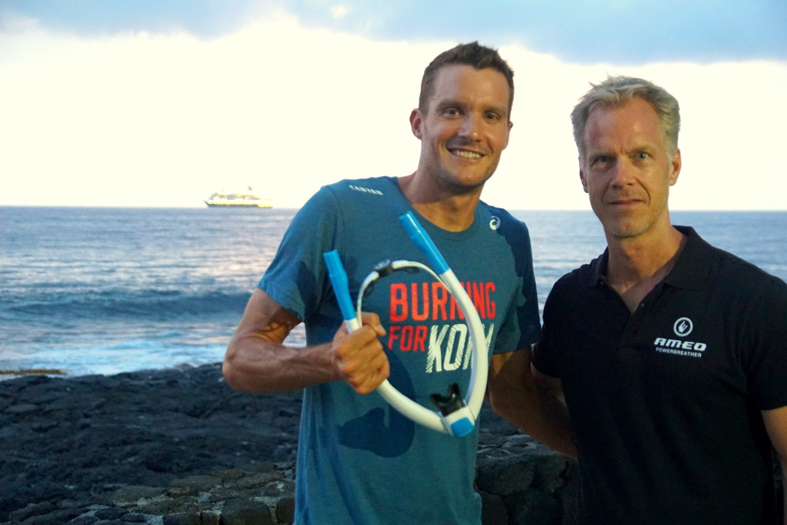 POWERBEATHER at Ironman World Championships Kona 2016